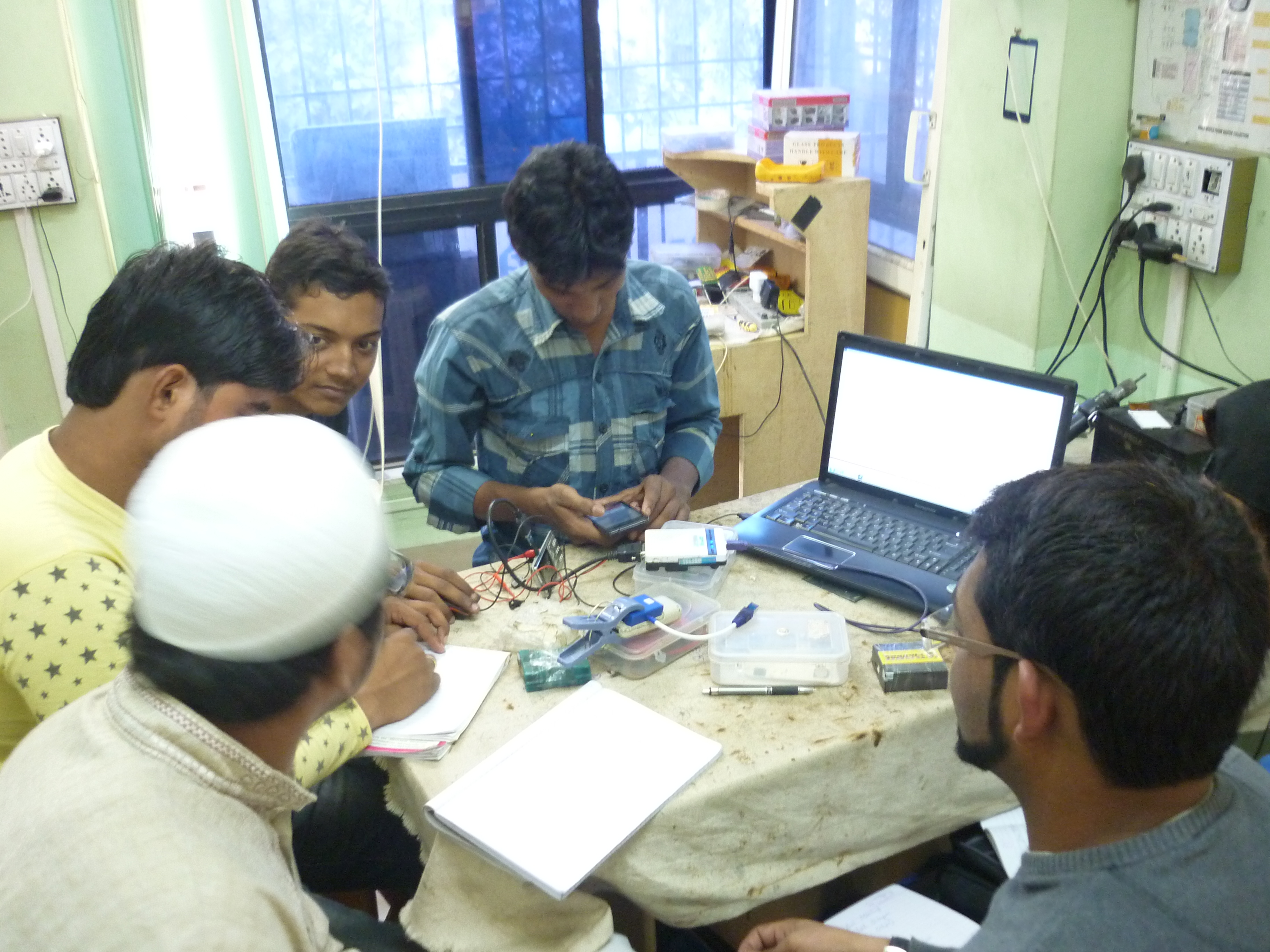 mobile repairing training